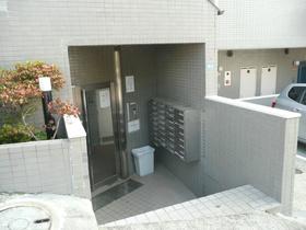 スカイコート横浜弘明寺エントランス
