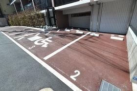 板橋本町駅 徒歩22分駐車場