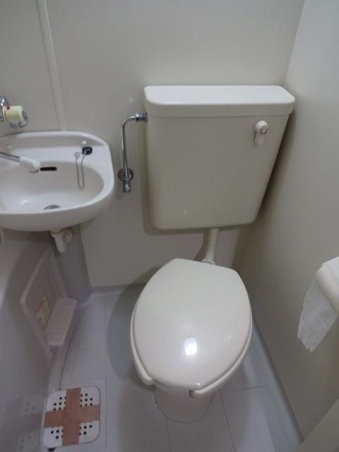 ヨコハマ トラディッショナル ビュートイレ