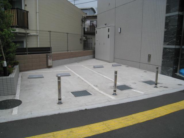スカイコート北品川駐車場