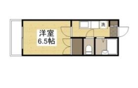 デュエル総社パート Ⅱ1階Fの間取り画像