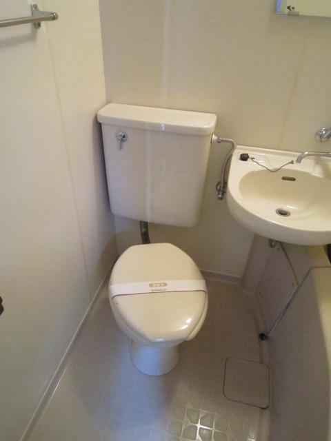 アルカキット葛西トイレ