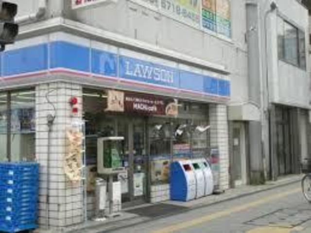 ローソン美章園駅前店
