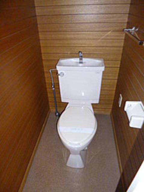 西高島平駅 徒歩4分トイレ