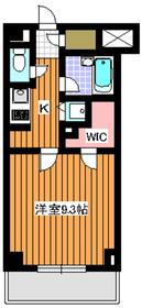プライムコート成増4階Fの間取り画像