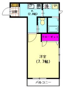 メゾン アカシア 201号室
