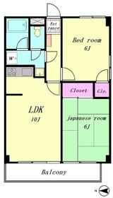 リヴェール多摩川 205号室