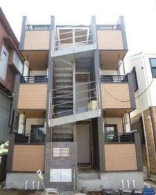 メルディア東神奈川の外観画像