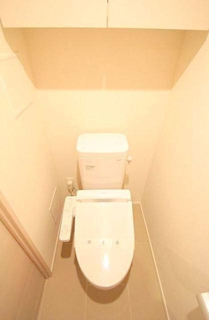 ザ・パークハビオ横浜山手トイレ