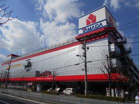 ヤマダ電機 平和台駅前店
