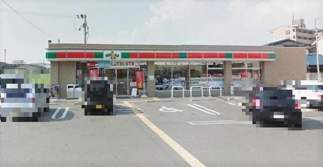 サンクス松原別所店