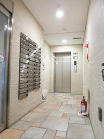 ヴェルト横浜ブライトコート共用設備
