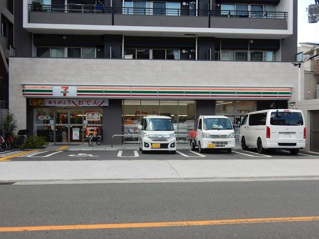 セブンイレブン大阪東野田町5丁目店