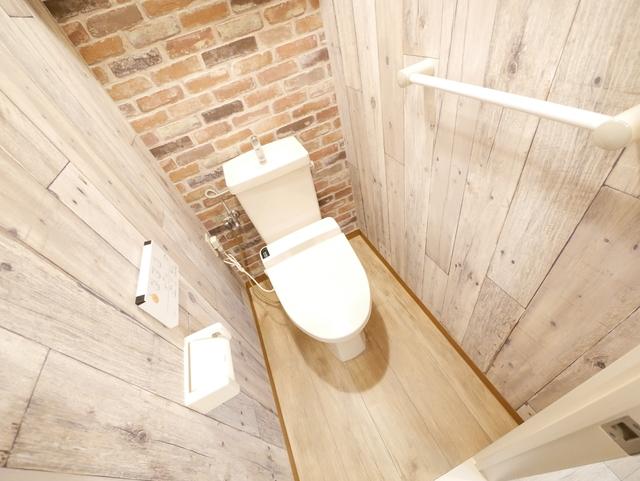 エルモーサ第2トイレ