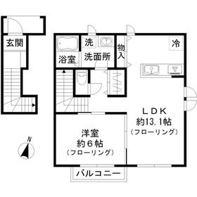 (仮称)田園調布1丁目計画 B号室