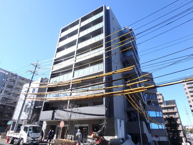 N-stageInagi(エヌステージイナギ)外観