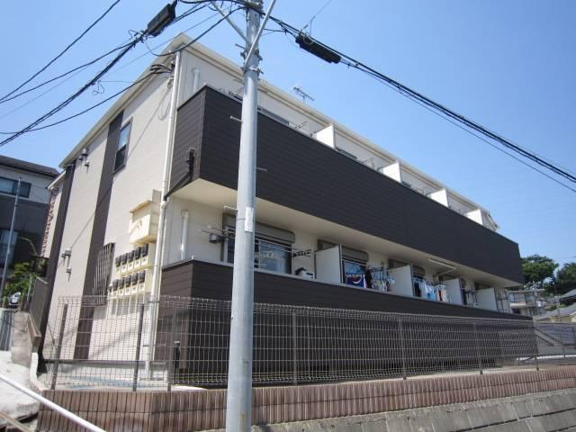 日吉駅 徒歩8分外観