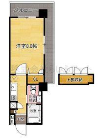 ハーバーサウスタワー No.70 : 2階間取図