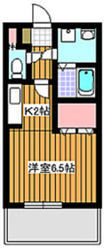 アーバンテラス7階Fの間取り画像