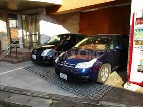 アートハビオ稲田堤(Art Habio稲田堤)駐車場