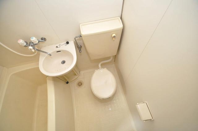 MAプレイス お風呂・トイレが一緒なのでお部屋が広く使えますね。
