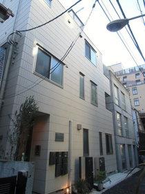フォレストコート渋谷の外観画像