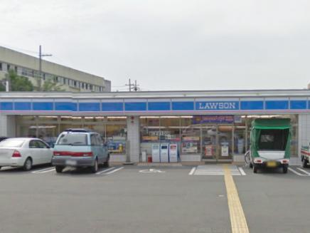 レオパレス今津 ローソン東大阪寺前町一丁目店