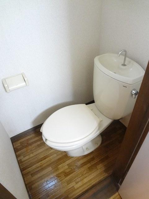 メゾンドフルール菊名トイレ