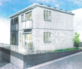 仮称 日吉1丁目新築計画の外観画像