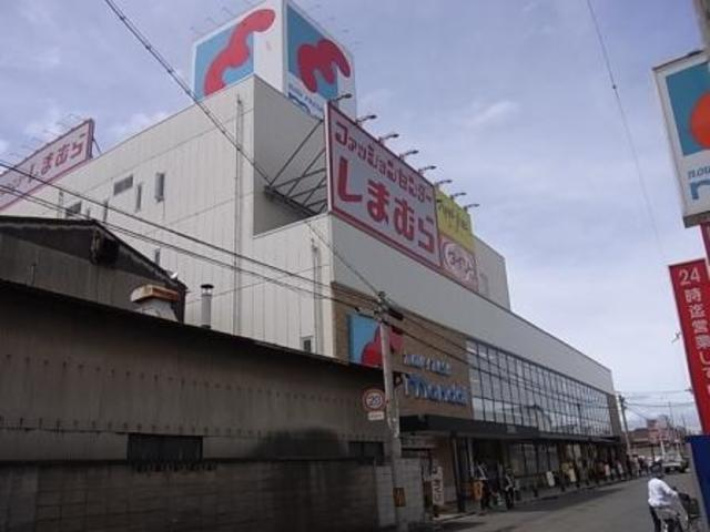 ベルリード加美北A棟 万代渋川店