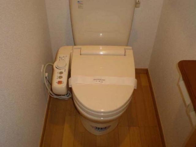 ルーブル富士見台トイレ