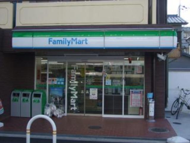 ファミリーマート東大阪近江堂店