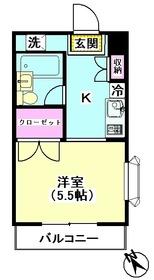 HOUSE・K 204号室