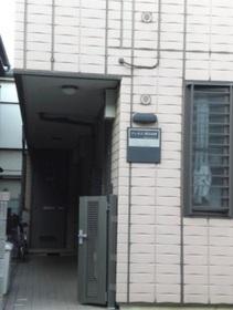 シェルム西五反田エントランス