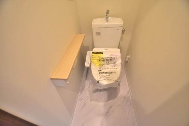 PHOENIX Clove Tomoi スタンダードなトイレは清潔感があって、リラックス出来ます。