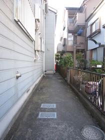武蔵溝ノ口駅 徒歩28分エントランス