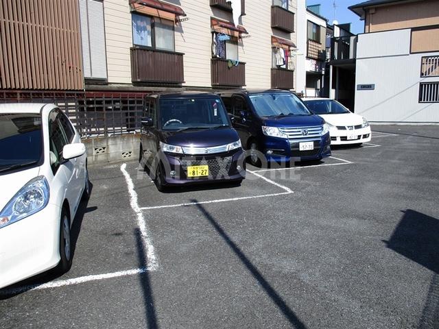 ミールム駐車場
