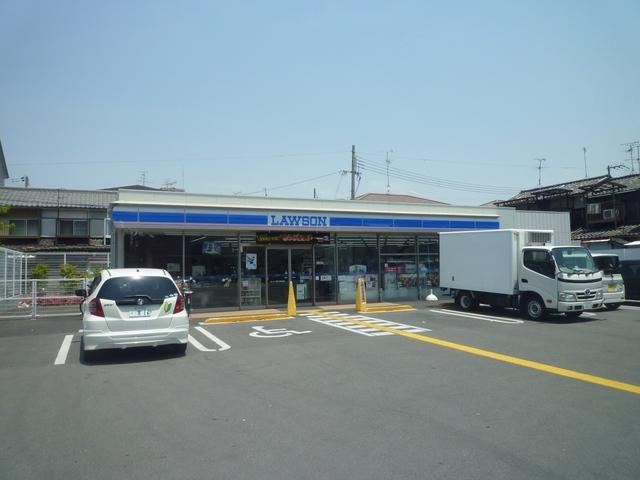ローソン照ケ丘矢田店