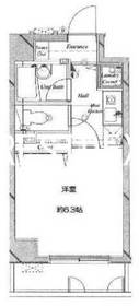 末広町駅 徒歩3分6階Fの間取り画像