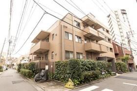 コートレアル三田綱町の外観画像