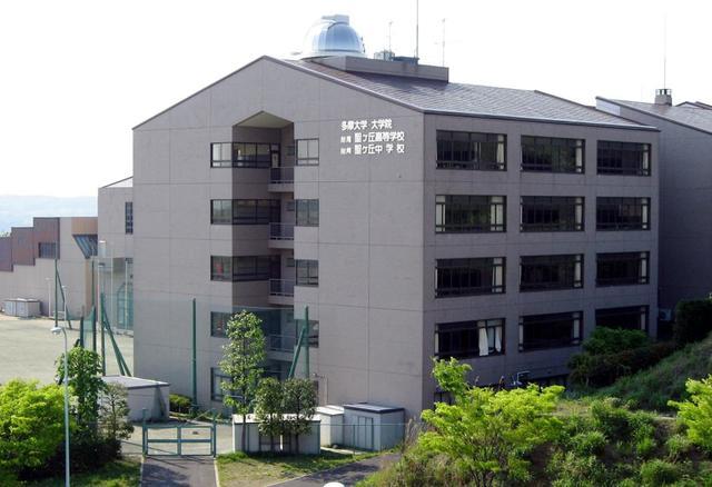 向ノ岡ハイツ[周辺施設]大学・短大