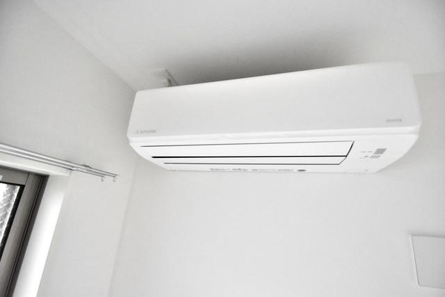 DOAHN 巽西 最初からエアコンが付いているなんてお得ですね