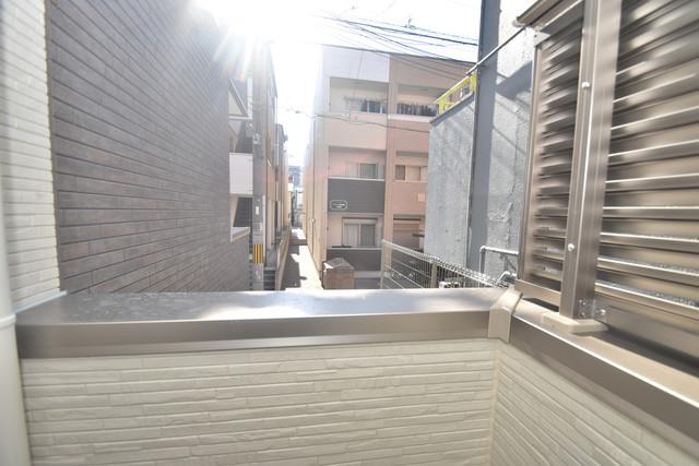 フジパレス諏訪Ⅱ番館 この見晴らしが陽当たりのイイお部屋を作ってます。