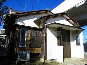 芦川平屋戸建て貸家の外観画像