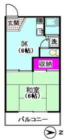 エクセル日吉 203号室