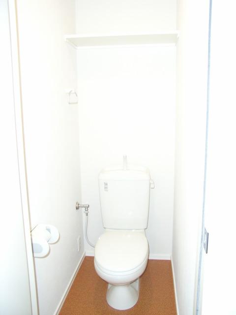 Orvietoトイレ