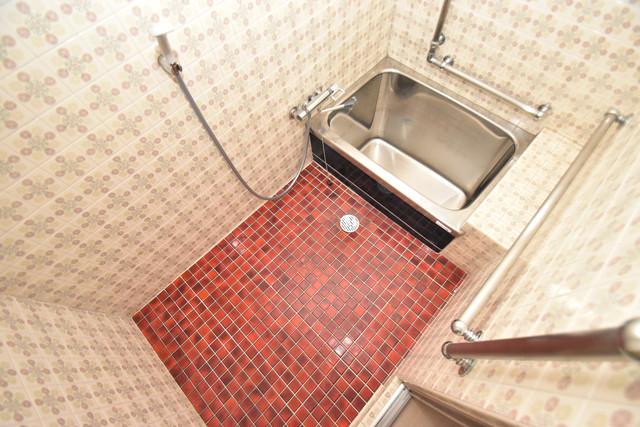 大蓮南2-15-9 貸家 コンパクトだけど機能性バッチリ。シンプルライフに十分のお風呂。