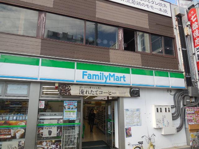 D-room目黒本町[周辺施設]コンビニ