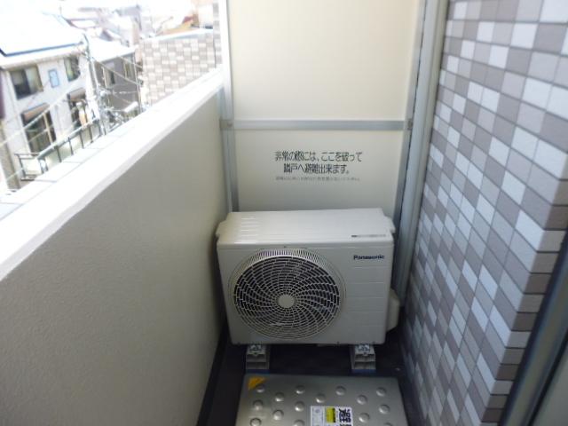 地下鉄成増駅 徒歩10分設備