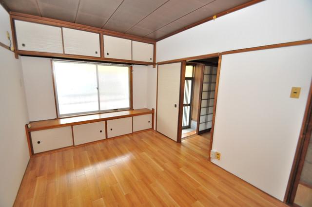 大蓮東5-5-12 貸家 解放感がある素敵なお部屋です。